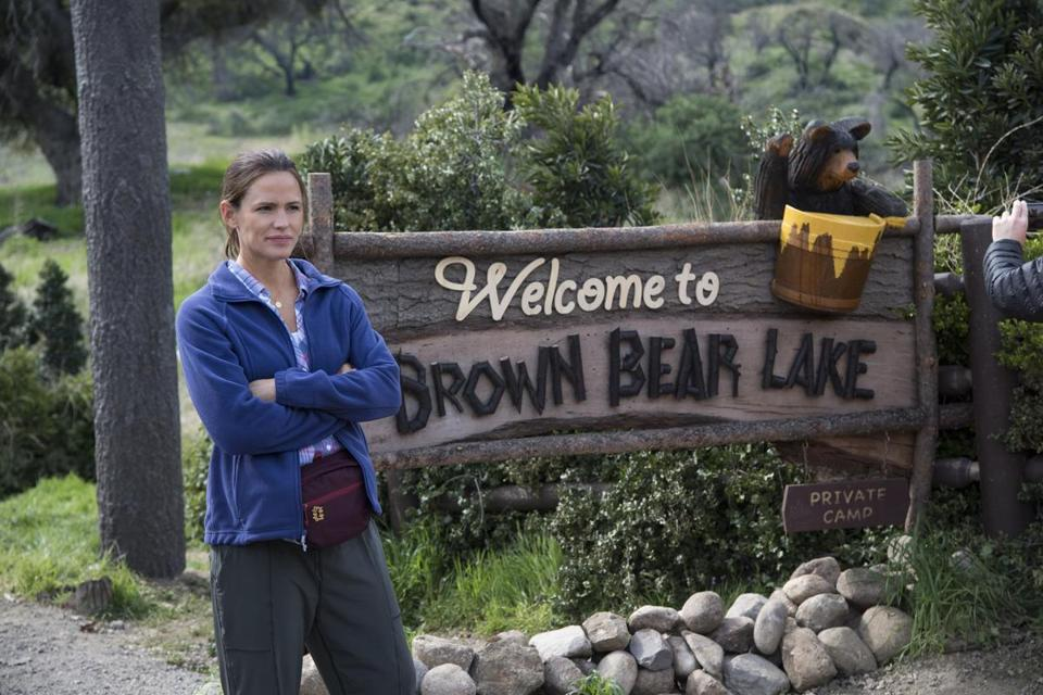 "Jennifer Garner currently stars in HBO's ""Camping."""