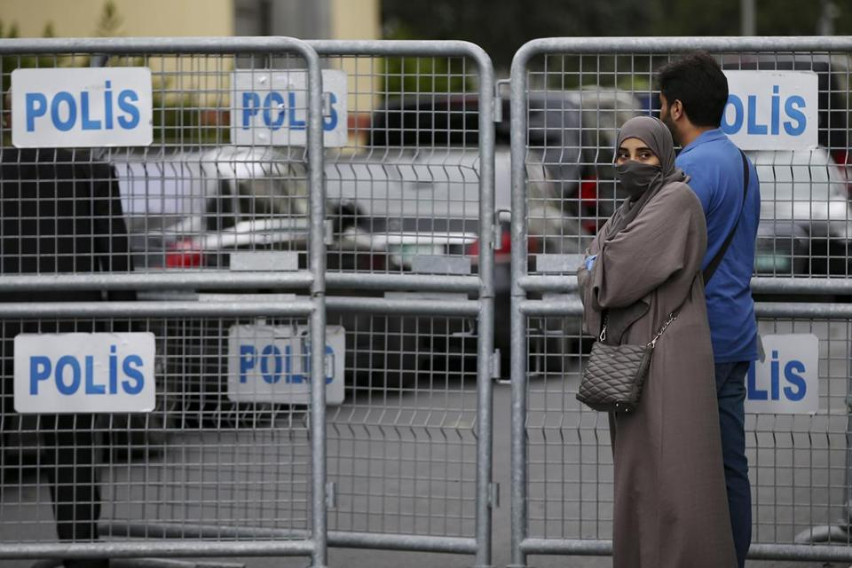 Jamal Khashoggi Fiancée Speaks out over Fears for Saudi Writer's Safety