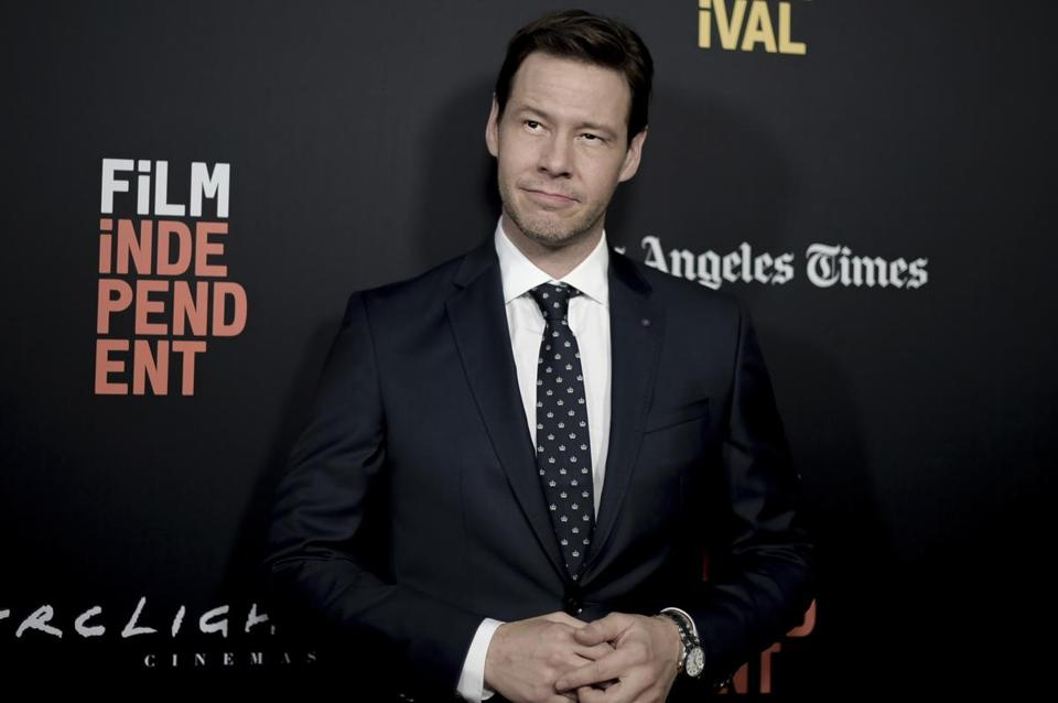 "Ike Barinholtz attends the world premiere of ""The Oath"" at the LA Film Festival on Tuesday, Sept. 25, 2018, in Los Angeles. (Photo by Richard Shotwell/Invision/AP)"