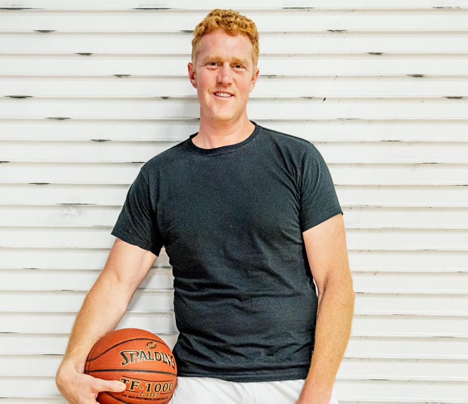 Brian Scalabrine, now a color analyst on NBC Sports Boston, was a fan favorite when he played for the Celtics from 2005 until 2010.