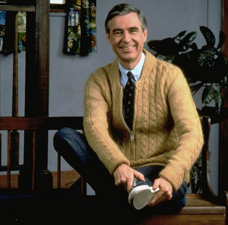Fred Rogers will be played by Tom Hanks in the film.