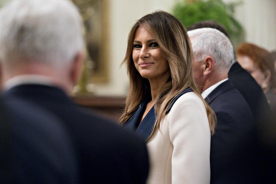 Melania Trump doesn't care about rumors Donald cheated on her