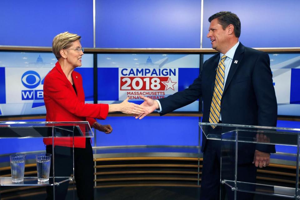 Geoff Diehl hits Elizabeth Warren over DNA results