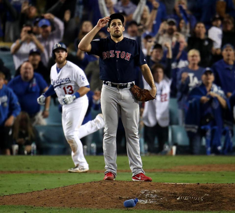 World Series: Game 3, Red Sox vs. Dodgers