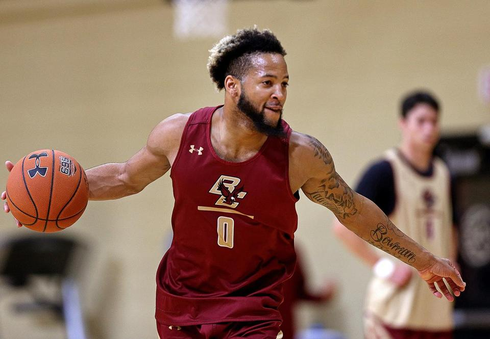 Ky Bowman led BC in assists last season with 165.