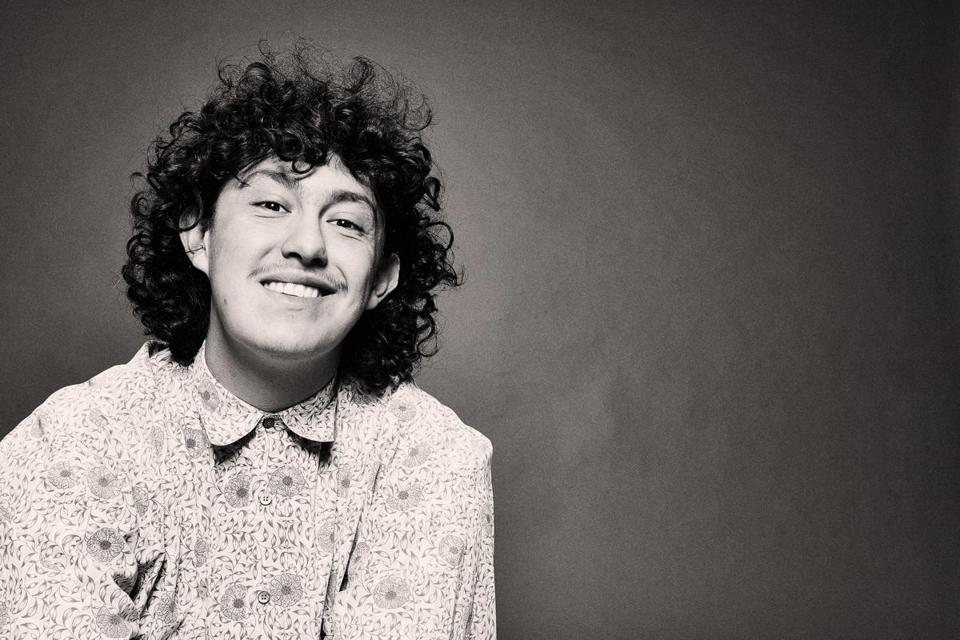 Hobo Johnson's music blends hip-hop punk.