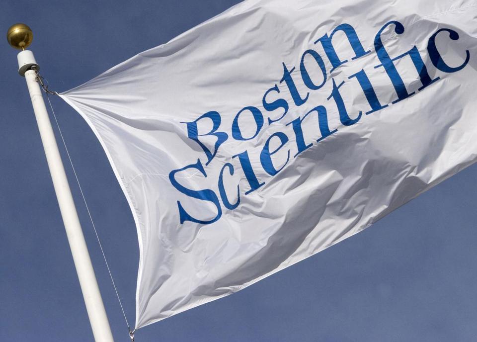 BTG shares soar as Boston Scientific announces £3.3bn takeover