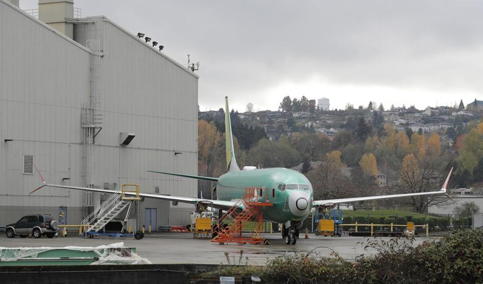 Boeing cancels conference call with airlines on 737 Max systems
