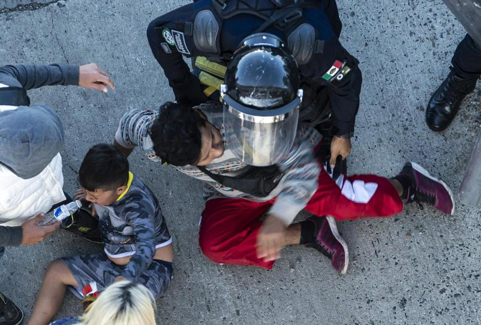 Trump tells Mexico to ship migrants home or see border permanently closed