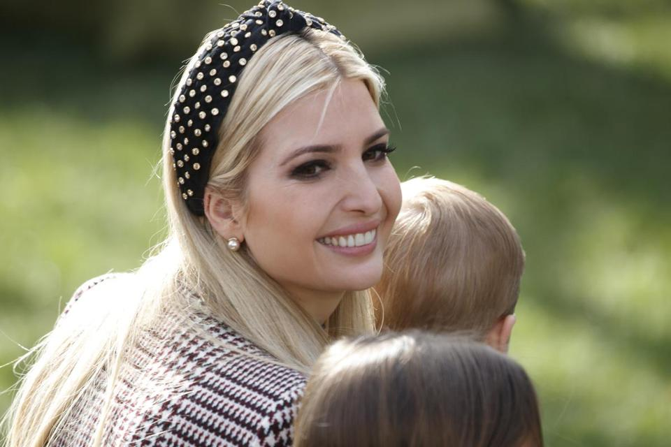 Ivanka Trump defends use of private email, brushes aside Mueller probe
