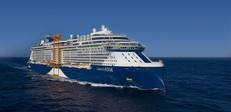 The Celebrity Edge launched with an inaugural sailing from Fort. Lauderdale to the Bahamas in late November.