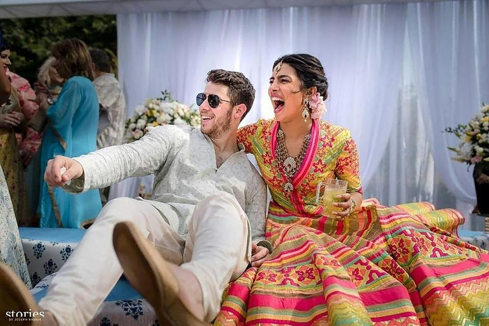 Priyanka Chopra and Nick Jonas marry in India