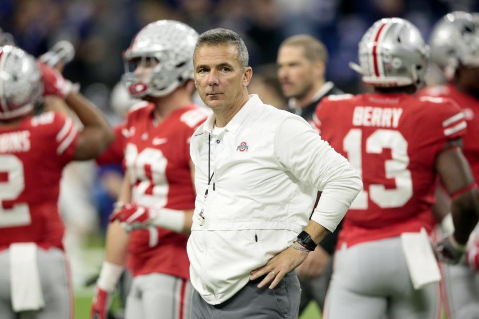 Ohio State's Urban Meyer to retire