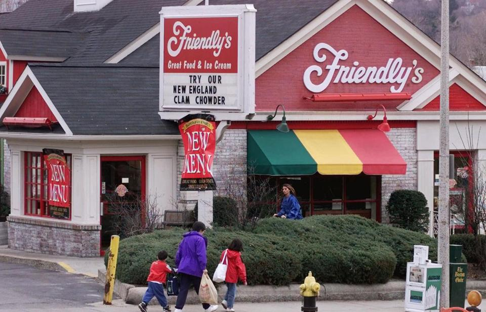 An old Friendly's location in Brighton.