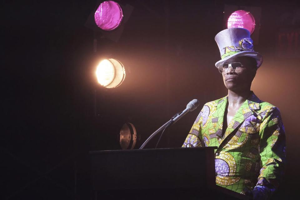 "Billy Porter was nominated for best actor in a drama series for his role in ""Pose."""