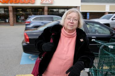 Ann Deluty has received only one of her two vaccine shots for shingles.