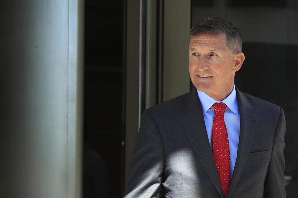 Two Associates of Michael Flynn Charged With Covertly Lobbying for Turkey