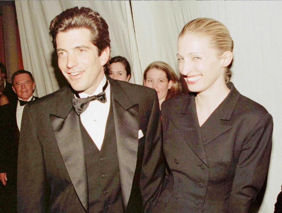 "TLC's ""JFK Jr. and Carolyn's Wedding: The Lost Tapes"" features never-seen footage of John F. Kennedy Jr. and Carolyn Bessette's 1996 wedding."