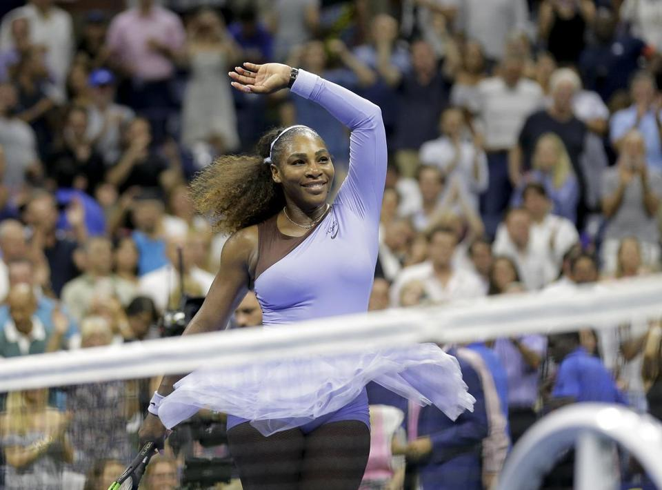 Serena earns top athlete for 5th time