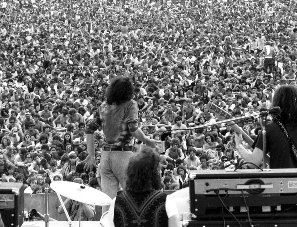 50th anniversary event to take place at site of original Woodstock Festival