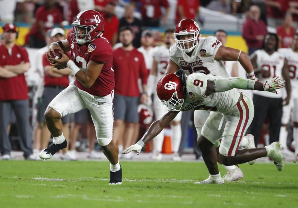 Capital One Orange Bowl Preview: #4 Oklahoma vs. #1 Alabama
