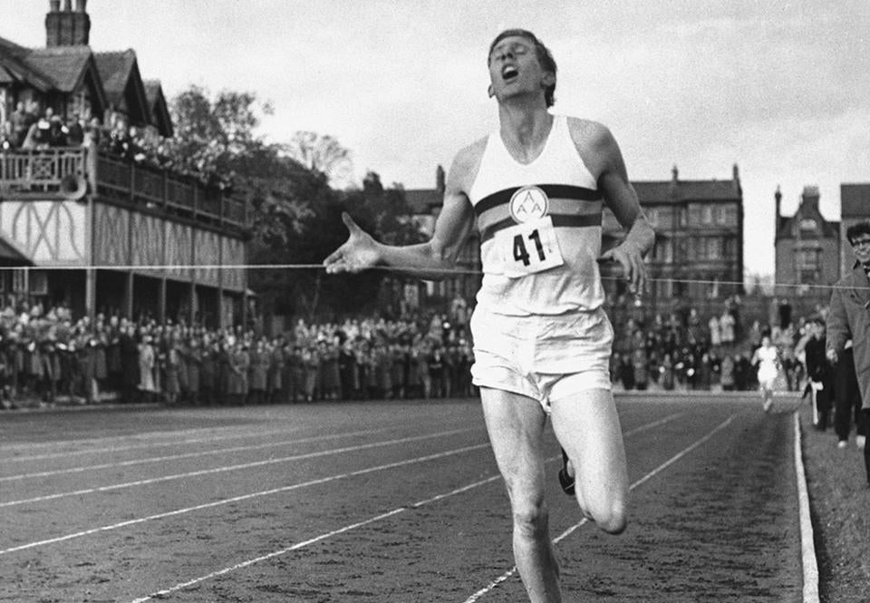 In 1954, British medical student Roger Bannister made history by running a sub-4:00 mile.