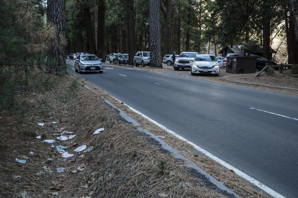 National parks dealing with vandals, human waste in shutdown