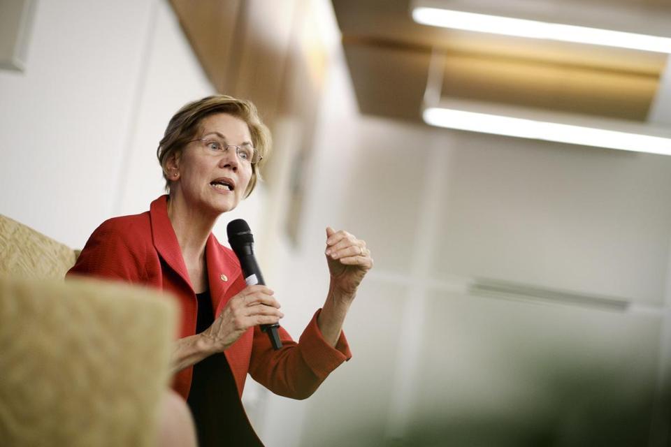 Sen. Warren takes major step toward running for president