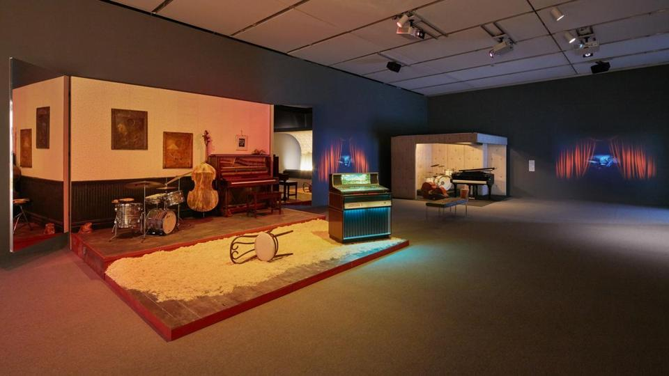 Jazz history is at the heart of Jason Moran's ICA exhibition.