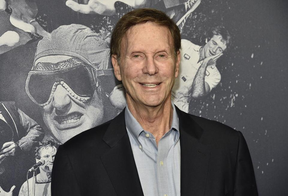 "Bob Einstein arrived at the Los Angeles premiere of ""Robin Williams: Come Inside My Mind"" at the TCL Chinese Theatre."