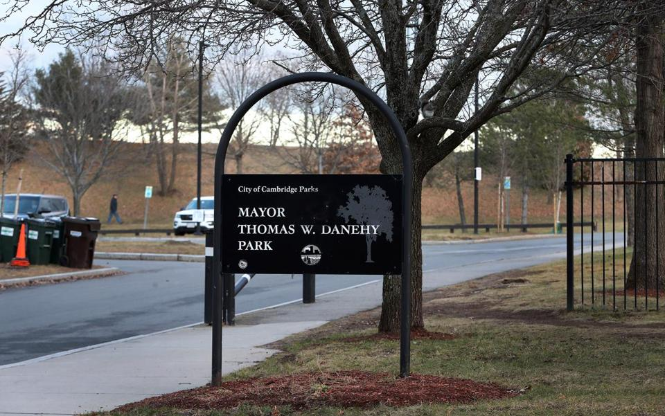 Paul Wilson of Cambridge died last week after he was beaten in Danehy Park. Middlesex DA Marian Ryan said Thursday at a community meeting that it appears the attack was random.