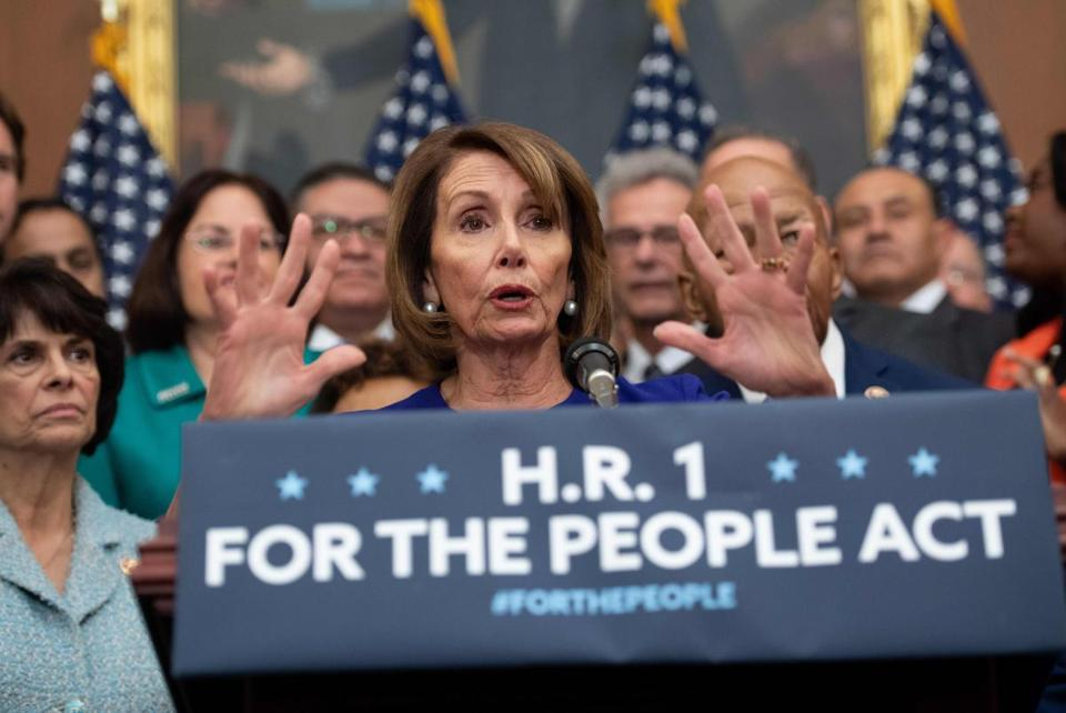 House Democrats urge sweeping reforms to boost voting access