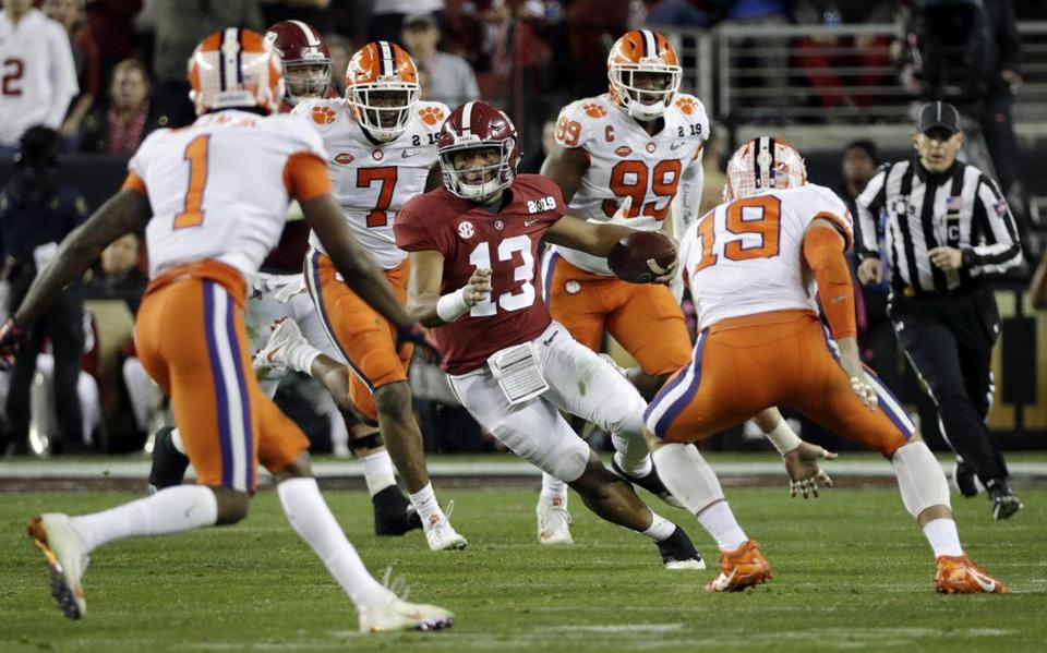 Tigers stem Tide in championship rout
