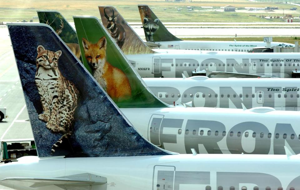 Penny-pinching passengers seeking low fares out of Logan Airport will soon have a new option when Frontier Airlines begins flights out of Boston on April 19.