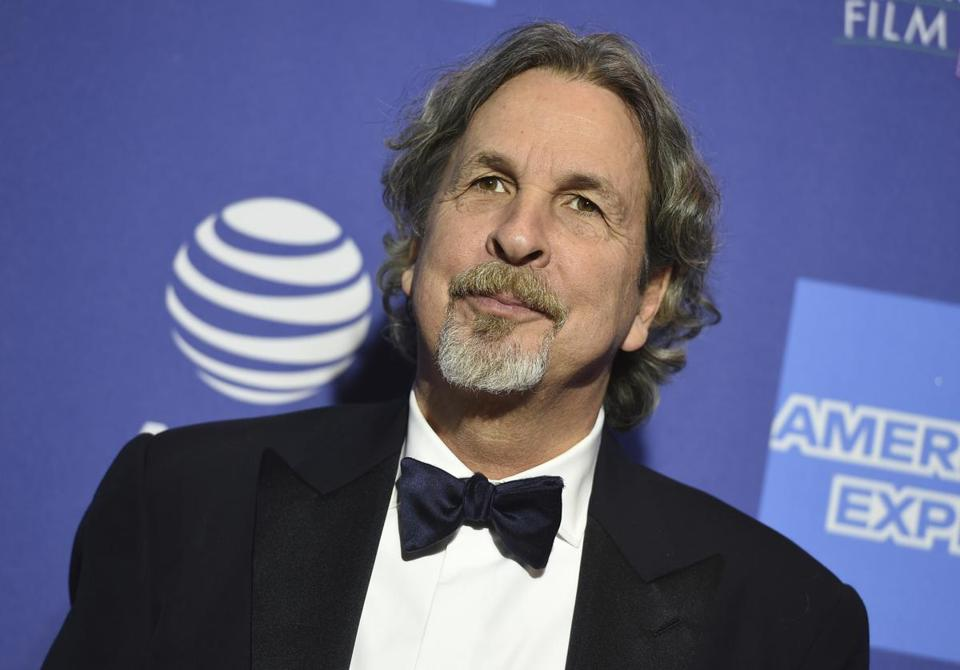 """I did this decades ago and . . . the truth is I'm embarrassed and it makes me cringe now,"" he said,"" Peter Farrelly said."