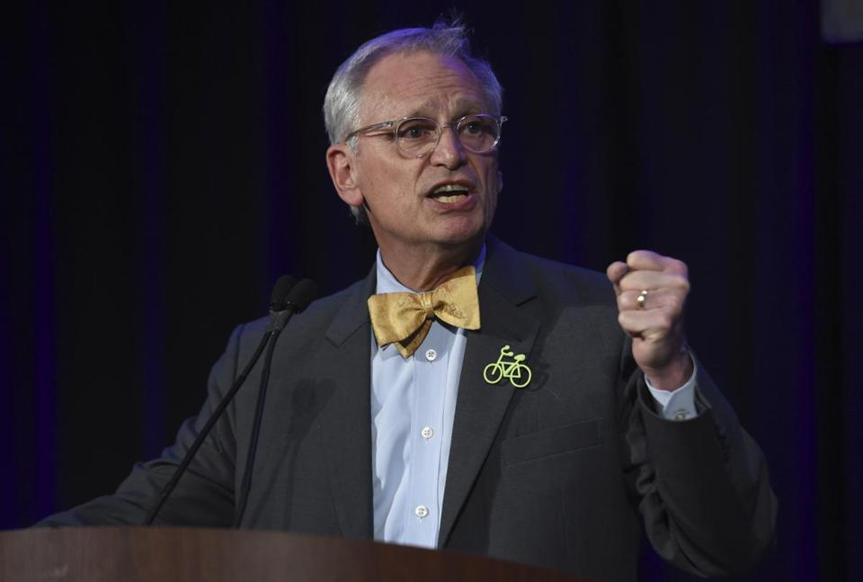Representative Earl Blumenauer, Democrat of Oregon, cochairs the Congressional Cannabis Caucus.