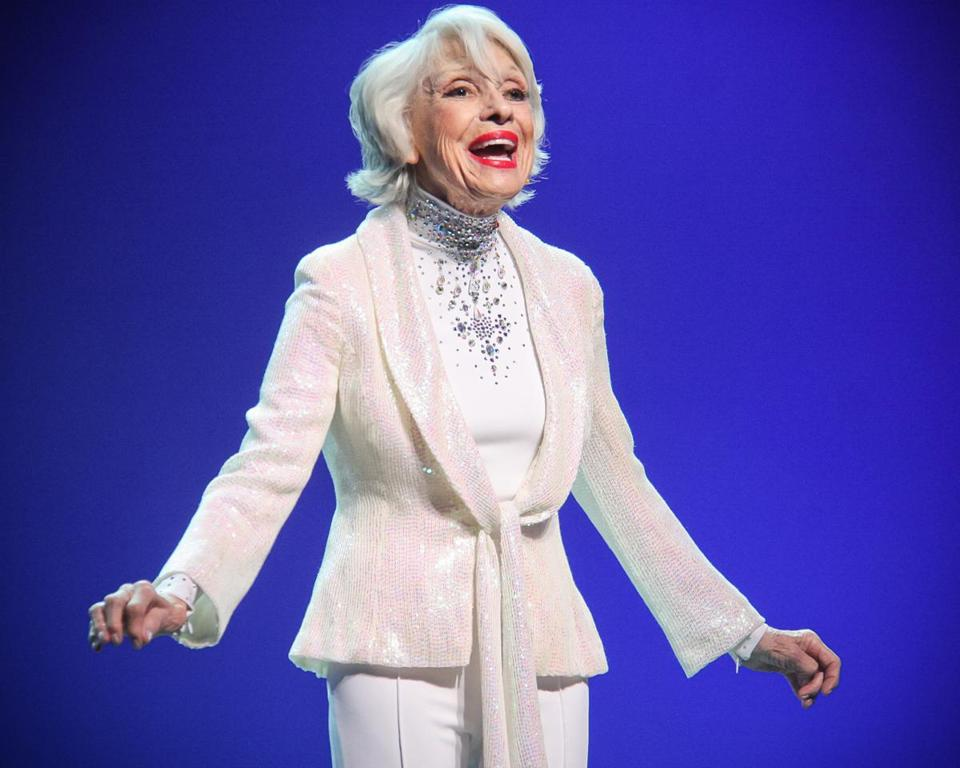Broadway Star Carol Channing Dead at 97