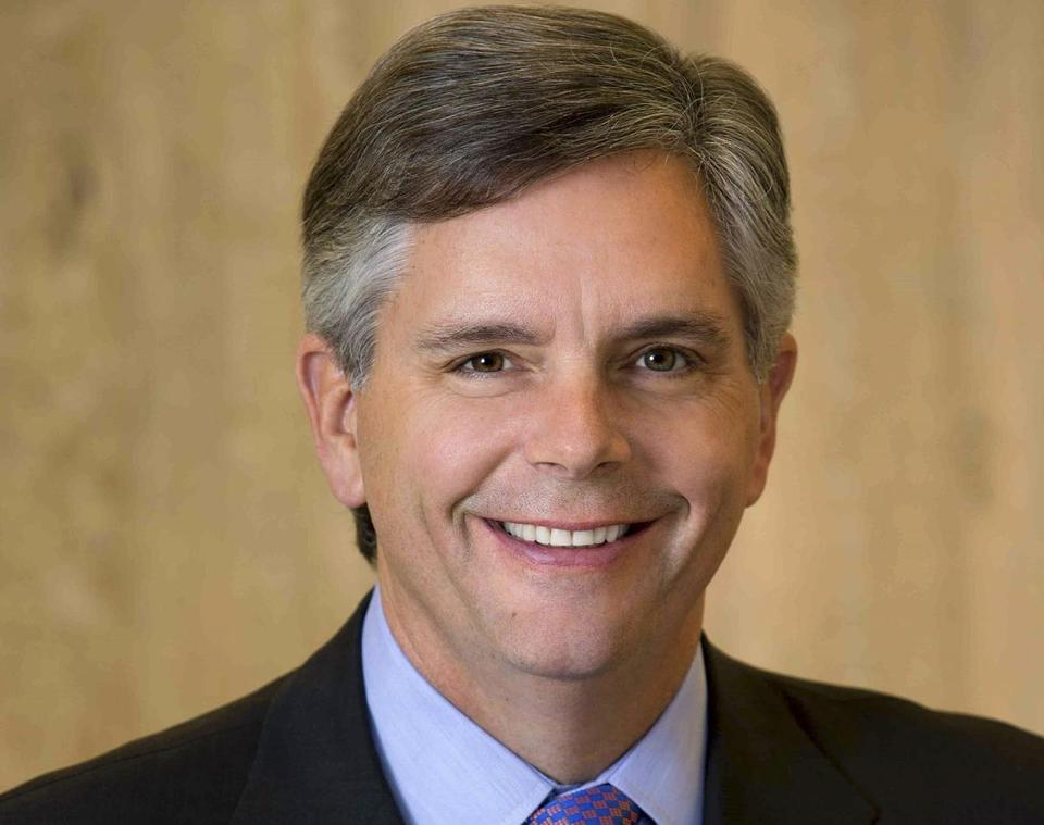 H. Lawrence Culp Jr. was named chairman and CEO of General Electric Oct. 1.