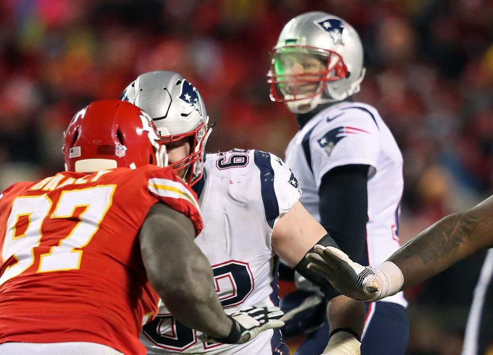 Chiefs Fan Cited For Pointing Laser At Tom Brady