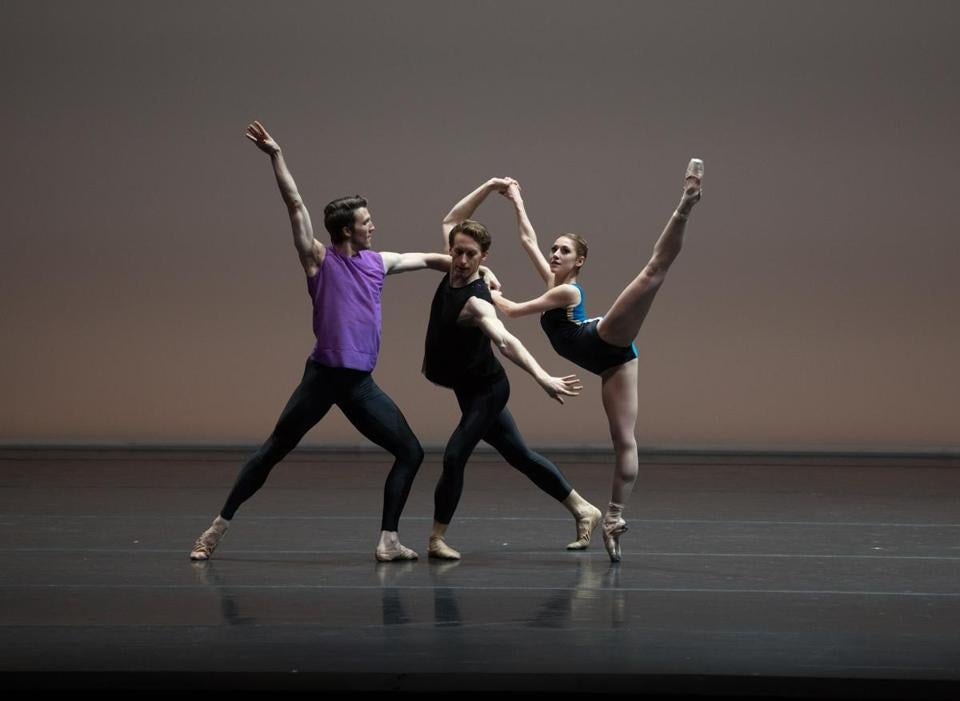 "Boston Ballet will perform William Forsythe's ""Pas/Parts 2018"" during its ""Full On Forsythe"" program."