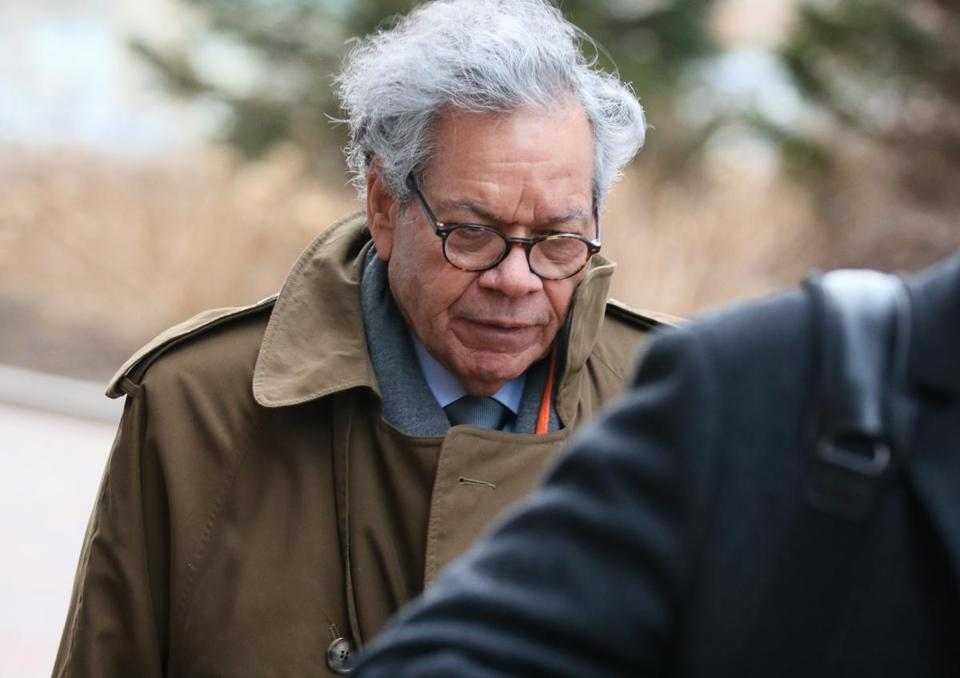 John Kapoor, the founder of Insys Therapeutics, is one of five executives on trial.