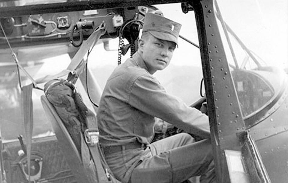 Lieutenant Colonel Kettles was awarded a Medal of Honor for his daring flights.