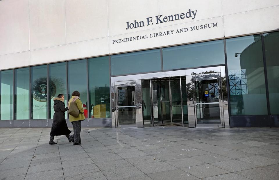 In a changing of the guard at the Boston library and museum (pictured in January) dedicated to the memory of a much-loved president, the deputy director of the John F. Kennedy Library Foundation will be taking the helm after the current director steps down, the foundation said Thursday.