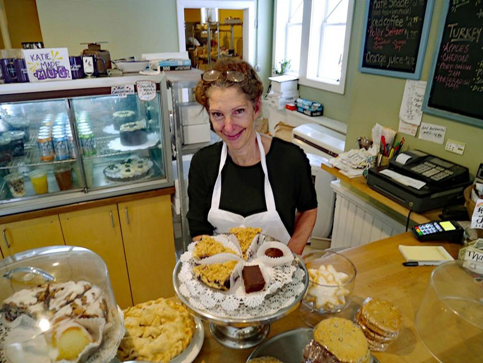 Katie Capron of Katie Made Bakery has been satisfying the sweet tooth of Portland's East Enders for years.