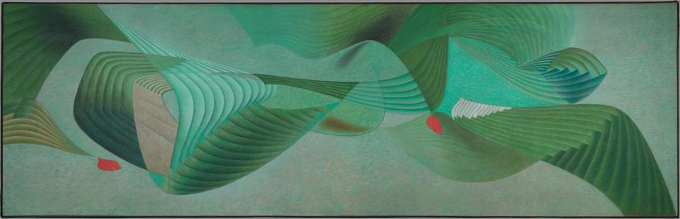 """Verdure"" (1950) by Herbert Bayer"
