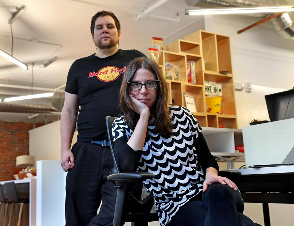 Sharon Goldberg and Ethan Heilman cofounded Arwen, a Boston startup trying to make cryptocurrency exchanges more secure.