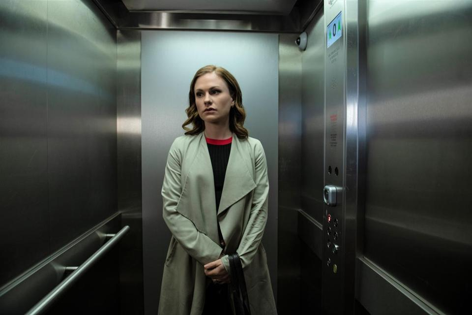 "Anna Paquin stars as a celebrity PR agent in Pop's ""Flack,"" premiering Thursday."