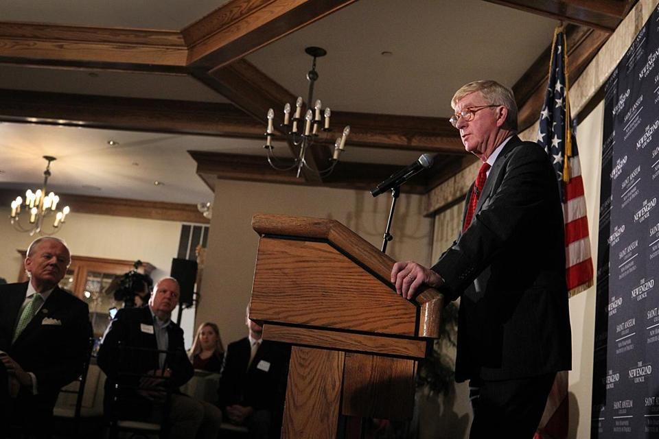 Bill Weld: Republicans in Washington Want to Have No Presidential Election