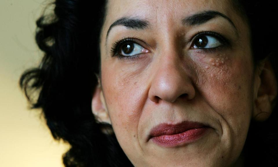 British author Andrea Levy in 2005.