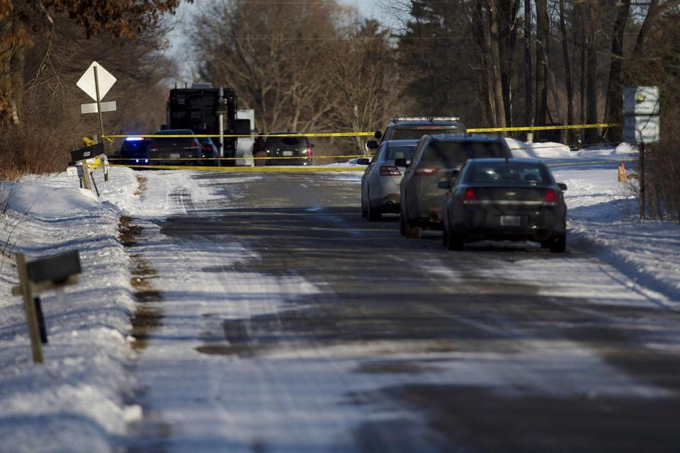 3 children, 1 woman found dead in northern Kent County